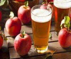 Как сделать домашний яблочный сидр?