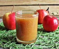 Из чего делается домашний яблочный сок