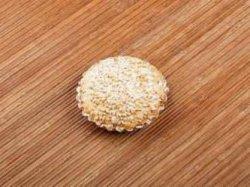Десерт яблочный флан